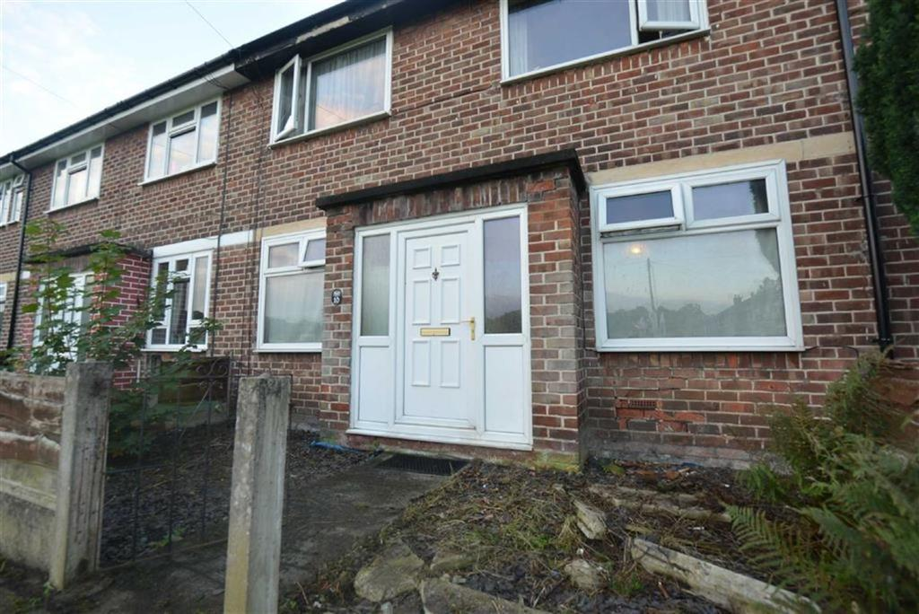 3 Bedrooms Terraced House for sale in Woodsend Green, URMSTON, Manchester