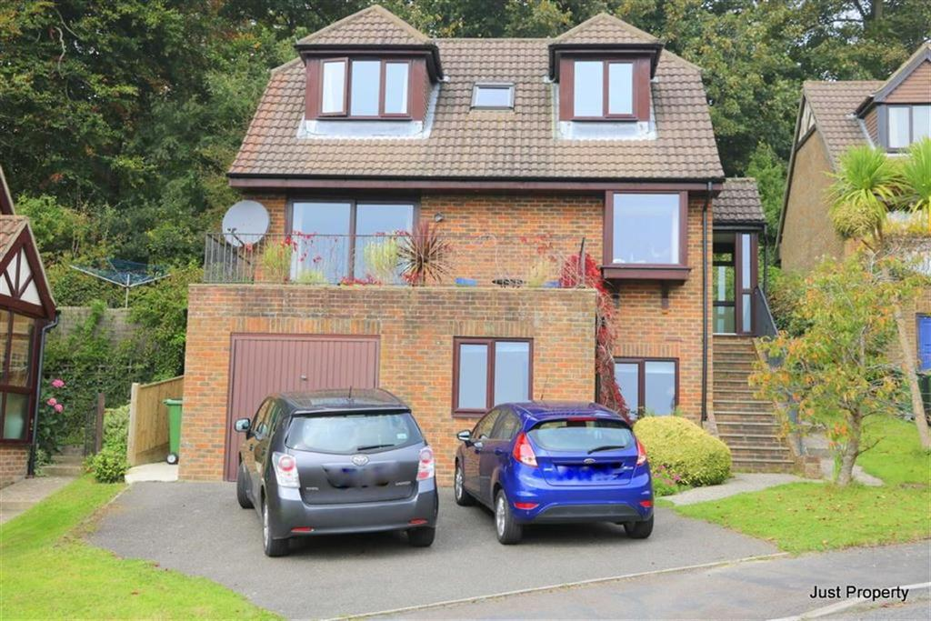 4 Bedrooms Detached House for sale in Centurion Rise, Hastings