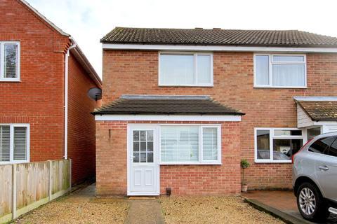 2 bedroom semi-detached house to rent - Amderley Drive, Eaton