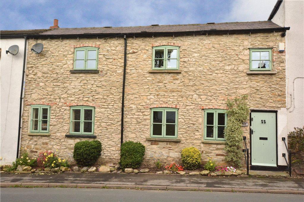 3 Bedrooms Terraced House for sale in Old Farm Cottage, Gauk Street, Fairburn