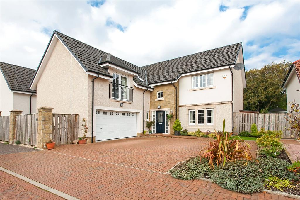 5 Bedrooms Detached House for sale in Low Borland Way, Waterfoot, Glasgow