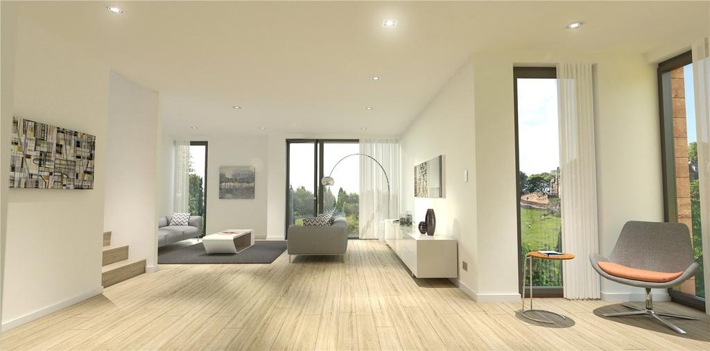 2 Bedrooms Apartment Flat for sale in A002 2 Bedroom New Build Duplex, Craighouse Road, Edinburgh, Midlothian
