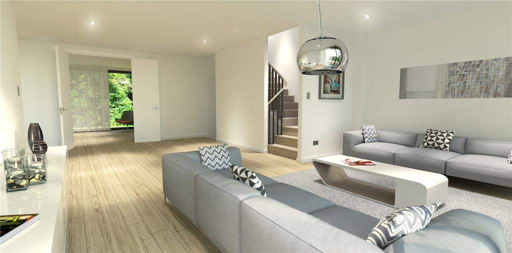5 Bedrooms House for sale in T01 5 Bedroom New Build Townhouse, Craighouse Road, Edinburgh, Midlothian