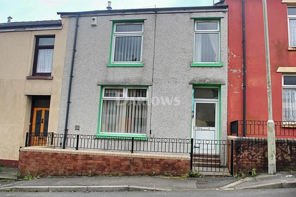 3 Bedrooms Terraced House for sale in Bridge Street Aberfan