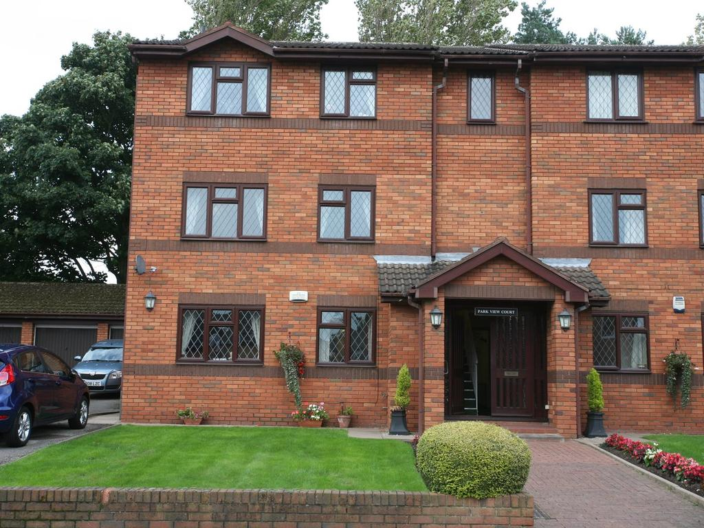 2 Bedrooms Apartment Flat for sale in 1 Park View Court, Old Penkridge Road, Cannock, WS11 1HX