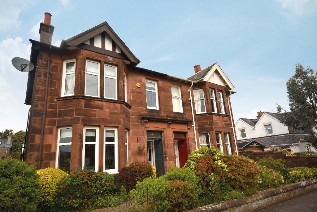 3 Bedrooms Semi Detached House for sale in Williamfield Avenue, Stirling , Stirling, FK7 9AH