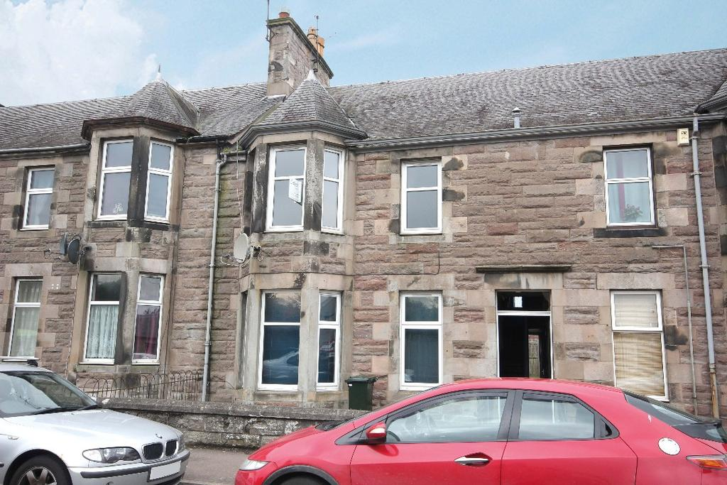 2 Bedrooms Flat for sale in Unity Terrace , Perth, Perthshire , PH1 2BW