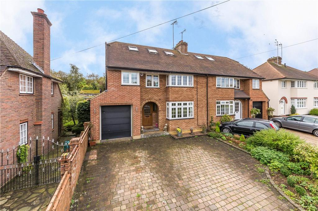 4 Bedrooms Semi Detached House for sale in Hemel Hempstead Road, Redbourn, St. Albans, Hertfordshire