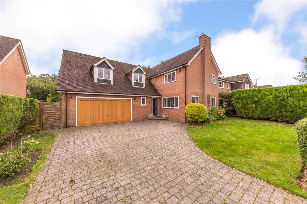 5 Bedrooms Detached House for sale in Beech Way, Wheathampstead, St. Albans, Hertfordshire