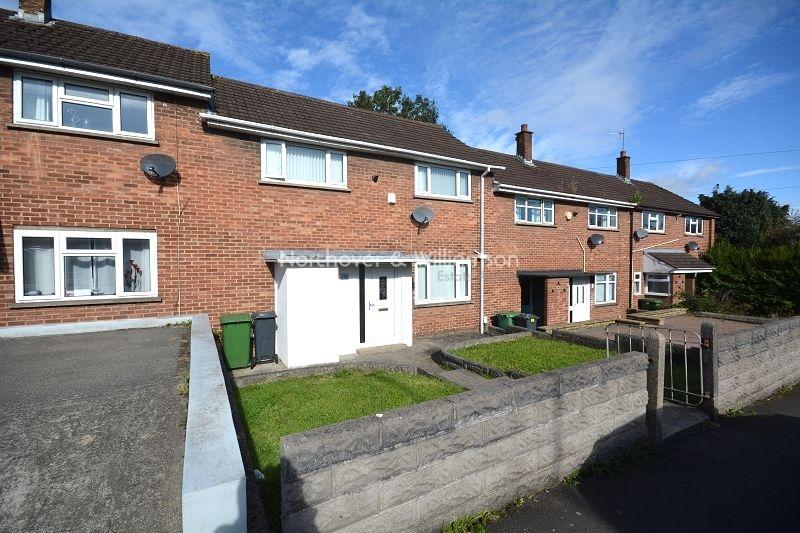 3 Bedrooms Terraced House for sale in Llanrumney Avenue, Llanrumney, Cardiff. CF3