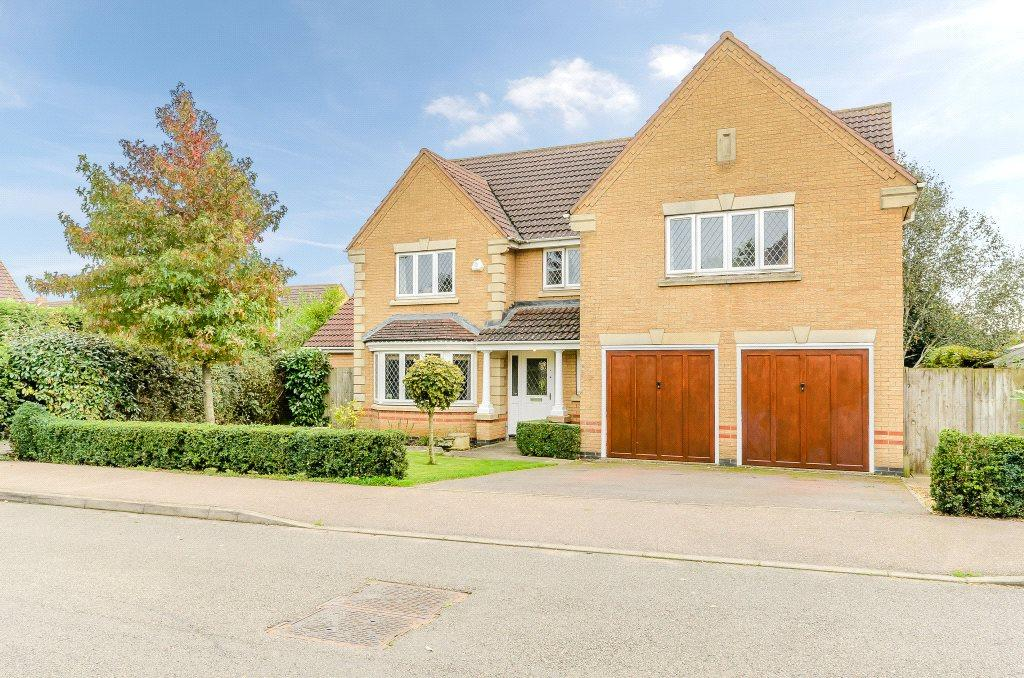 5 Bedrooms Detached House for sale in The Ashway, Brixworth, Northampton, Northamptonshire, NN6