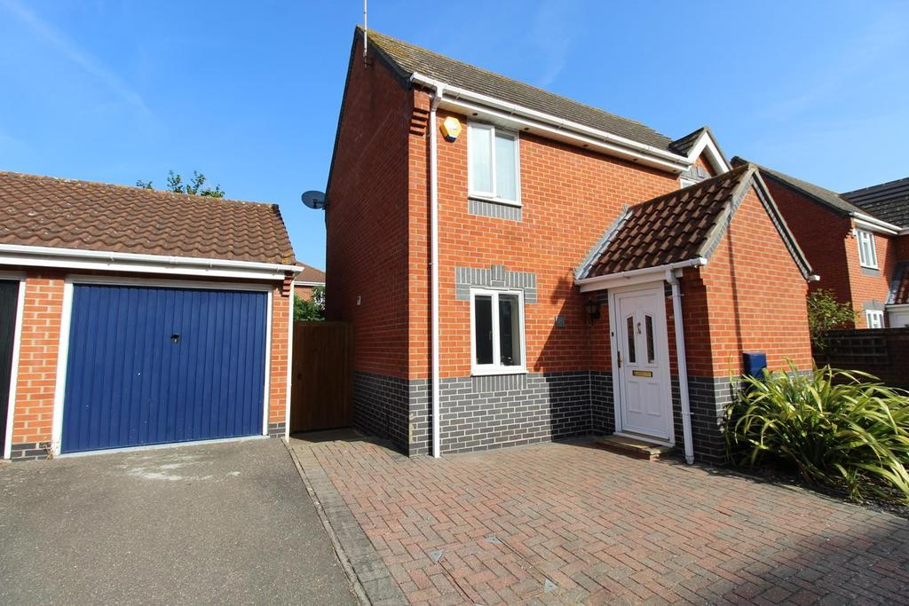 3 Bedrooms Detached House for sale in Epping Way, Witham, Essex, CM8