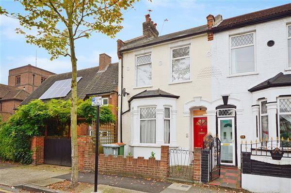3 Bedrooms End Of Terrace House for sale in Buxton Road, East Ham