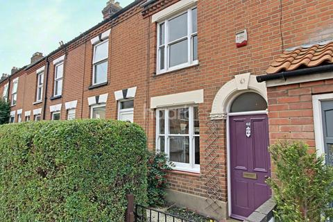 3 bedroom terraced house for sale - Shipstone Road, Norwich