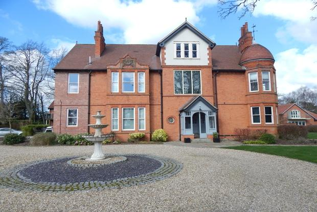 2 Bedrooms Apartment Flat for sale in Linby Lane, Linby, Nottingham, NG15