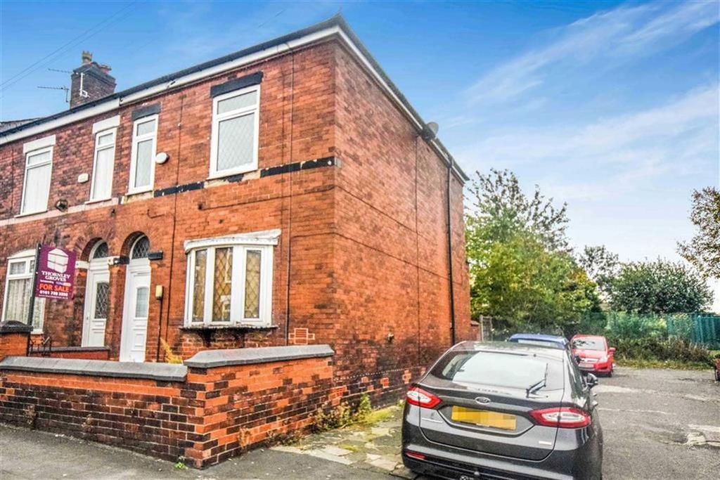 4 Bedrooms End Of Terrace House for sale in Pendlebury Road, Swinton