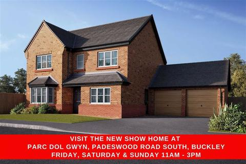 4 bedroom detached house for sale - Parc Broncoed, Mold