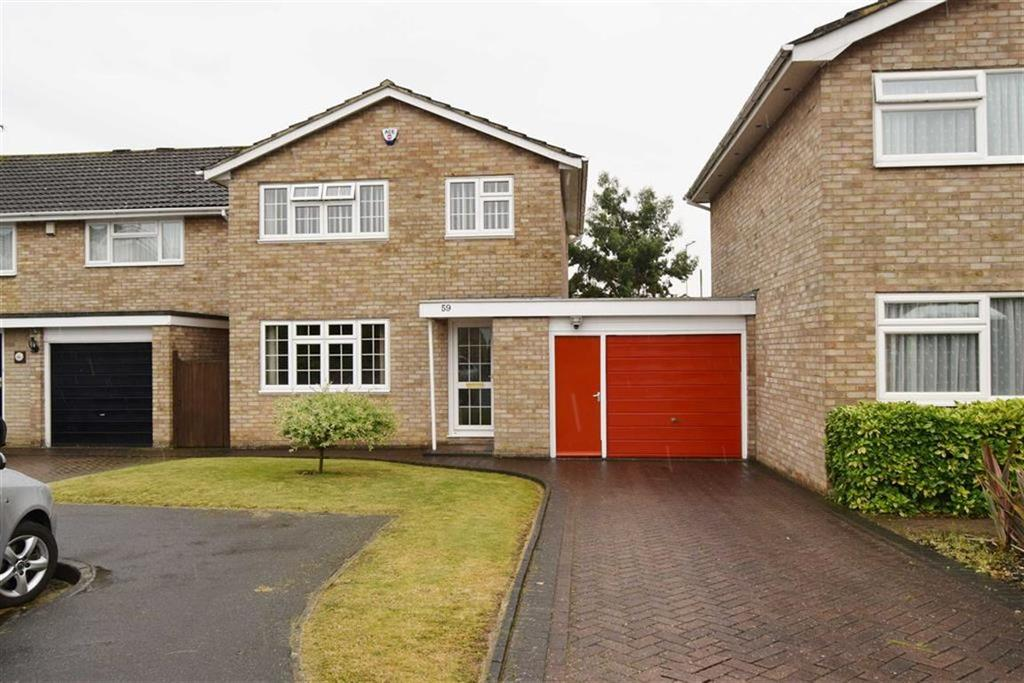3 Bedrooms Detached House for sale in Cranleigh Drive, BR8