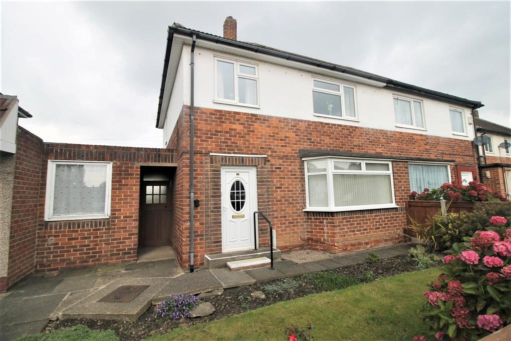 3 Bedrooms Semi Detached House for sale in Commondale Avenue, Stockton-On-Tees