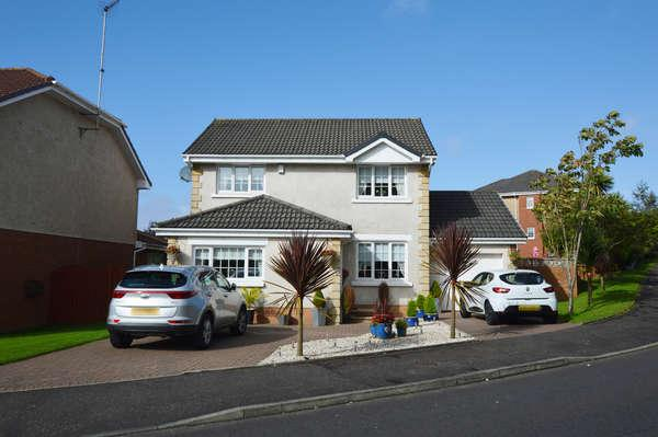 3 Bedrooms Detached House for sale in 2 Faulds Wynd, Seamill, West Kilbride, KA23 9FA