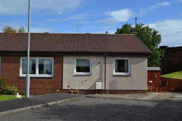 3 Bedrooms Semi Detached Bungalow for sale in 19 Shellbridge Way, Ardrossan, KA22 8LP