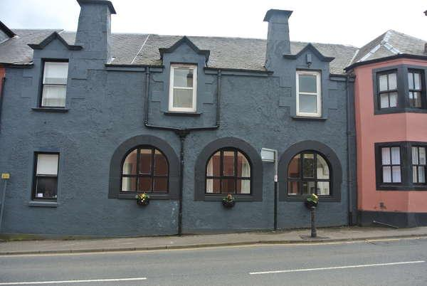 1 Bedroom Maisonette Flat for sale in 23E Kirk Street, Strathaven, ML10 6LB