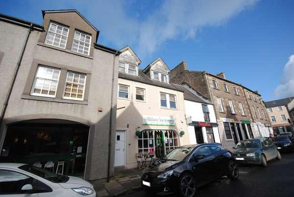 2 Bedrooms Maisonette Flat for sale in 20 Broomgate, Lanark, ML11 9EE