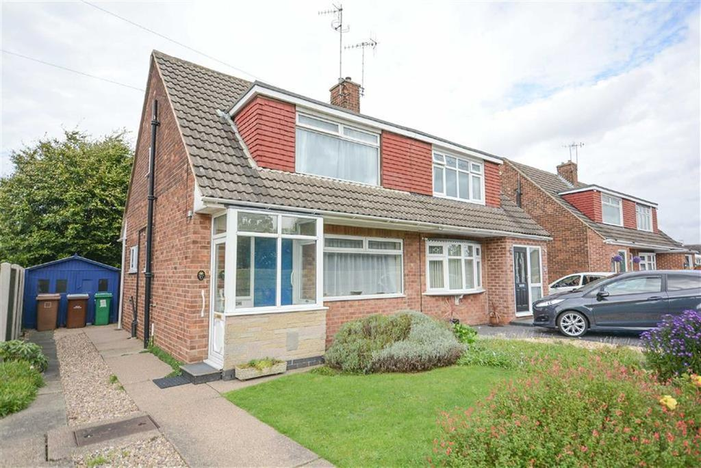 3 Bedrooms Semi Detached House for sale in Westerfield Way, Silverdale