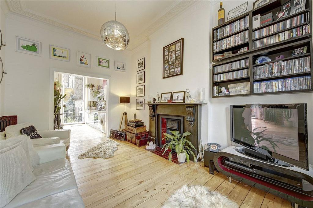 2 Bedrooms Maisonette Flat for sale in Colville Terrace, Notting Hill, London, W11