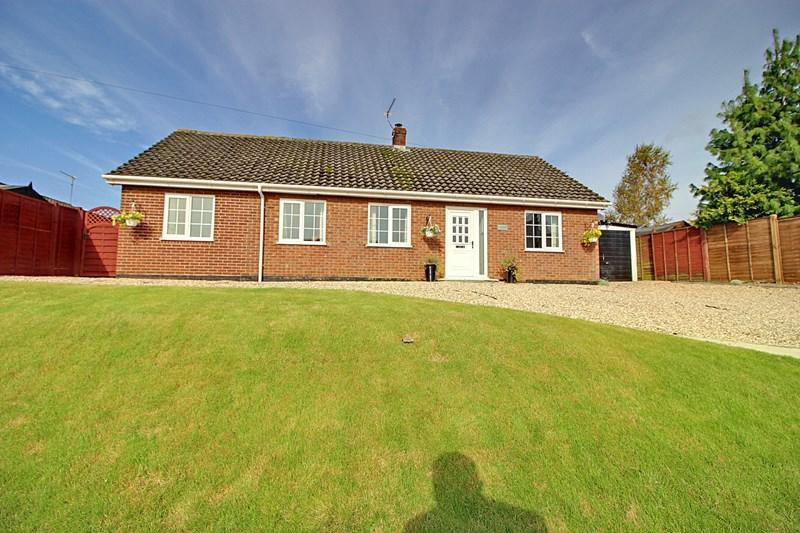 4 Bedrooms Detached Bungalow for sale in Litcham Road, Mileham, King's Lynn