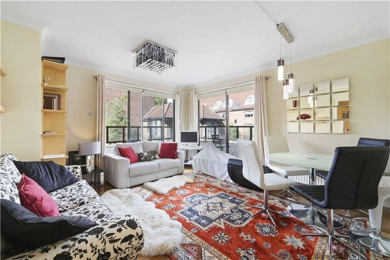 1 Bedroom Flat for sale in Balmoral House, 45 Windsor Way, Brook Green, London, W14
