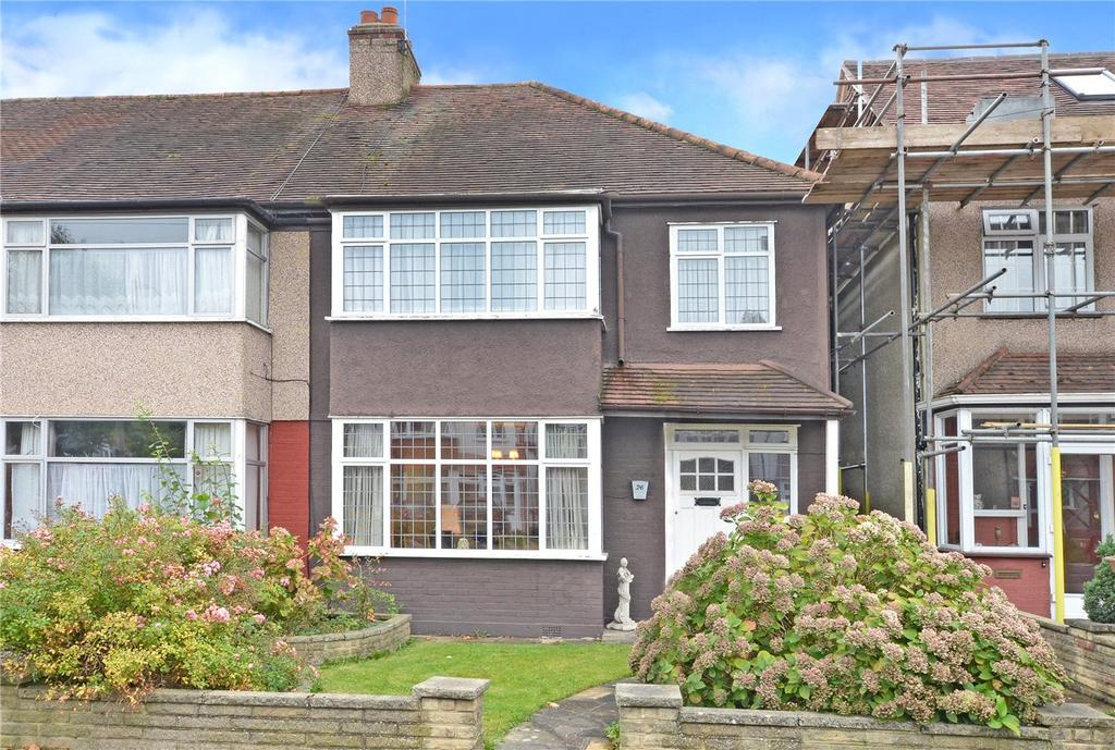 3 Bedrooms End Of Terrace House for sale in Watson Avenue, Cheam, Sutton, SM3