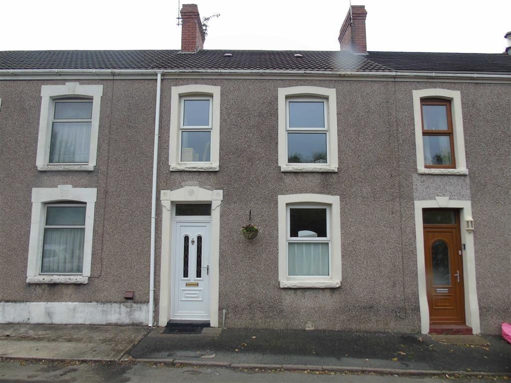 2 Bedrooms Terraced House for sale in Tawe Road, Llansamlet, Swansea
