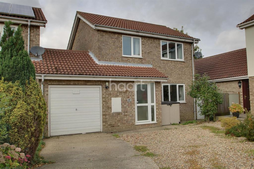 4 Bedrooms Detached House for sale in The Glebe, Lawshall