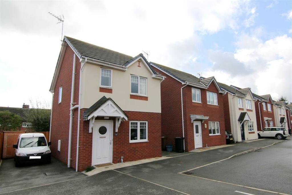 2 Bedrooms Detached House for sale in Kings Court, Broughton