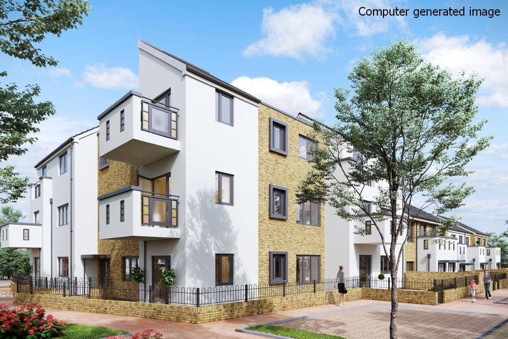 2 Bedrooms Flat for sale in Excalibur, Excalibur Drive, Catford