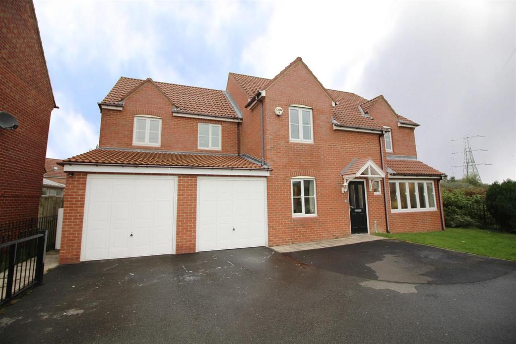 4 Bedrooms House for sale in Heathfield, West Allotment, Newcastle Upon Tyne