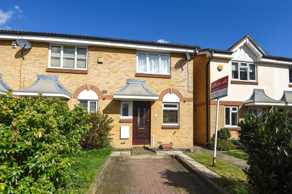 2 Bedrooms End Of Terrace House for sale in Pennington Way, Lee