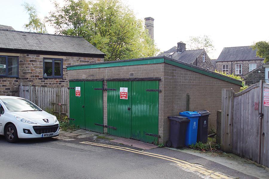 1 Bedroom Garages Garage / Parking for sale in Spring Street, Uppermill OL3