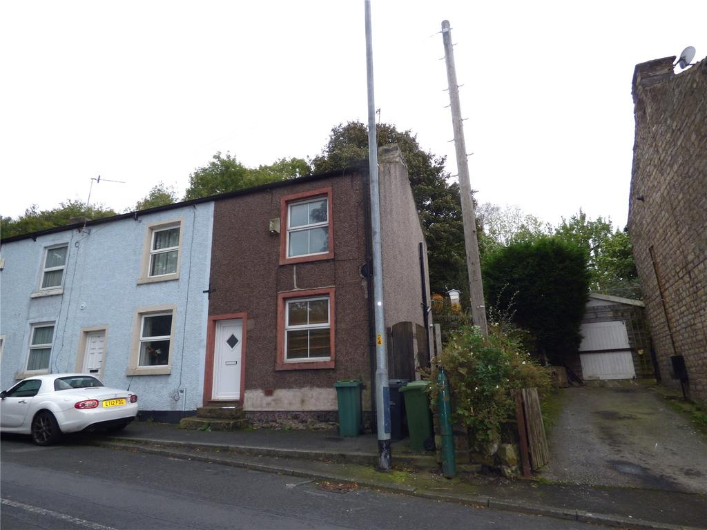 1 Bedroom End Of Terrace House for sale in Lees Road, Mossley, Ashton-under-Lyne, Greater Manchester, OL5