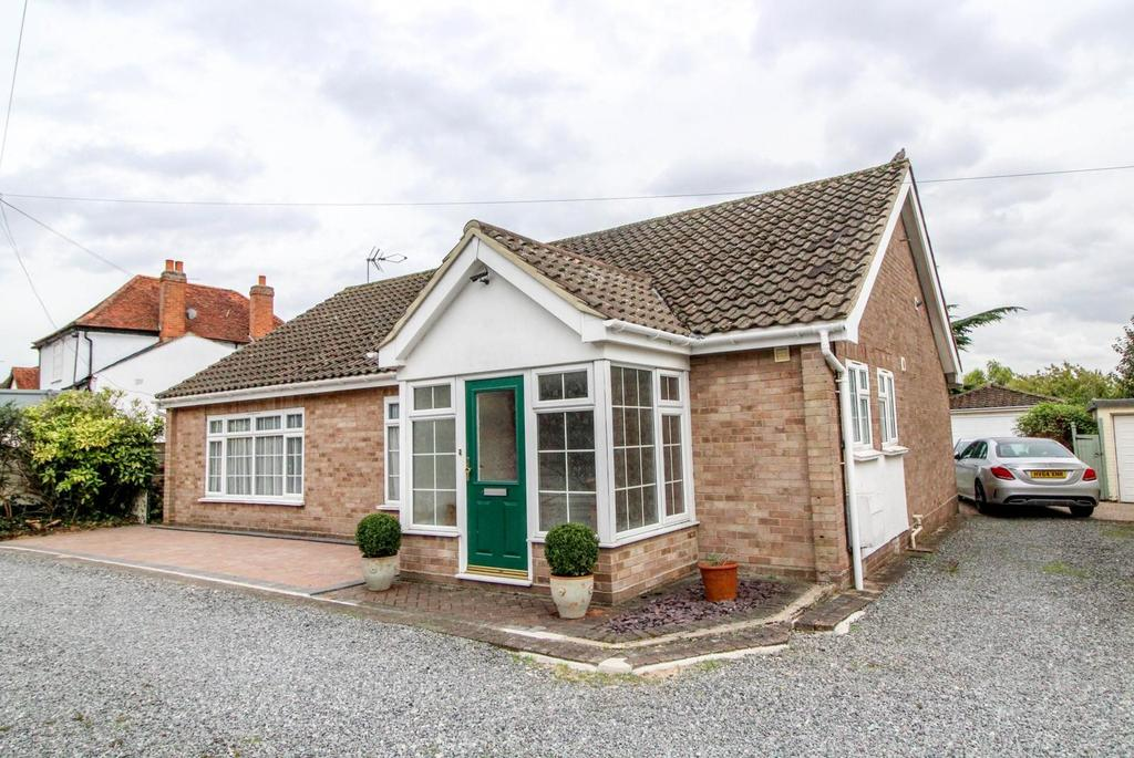 3 Bedrooms Detached Bungalow for sale in The Street, High Ongar, Ongar, Essex, CM5