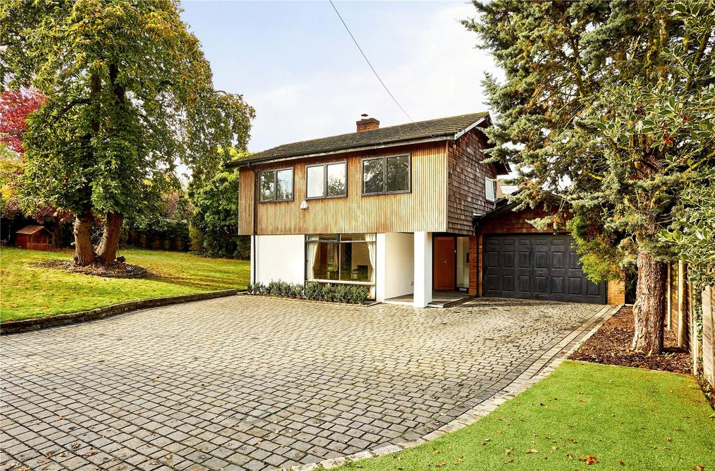 3 Bedrooms Detached House for sale in Witches Lane, Sevenoaks, Kent, TN13