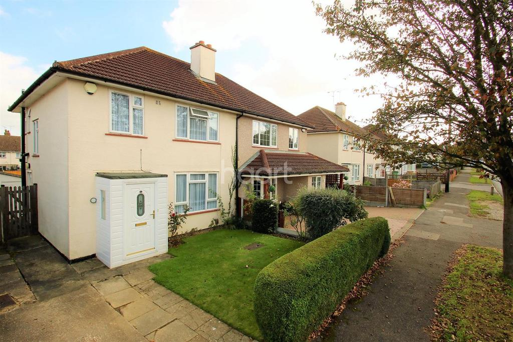 3 Bedrooms Semi Detached House for sale in Lincoln Road, Maidstone, ME15