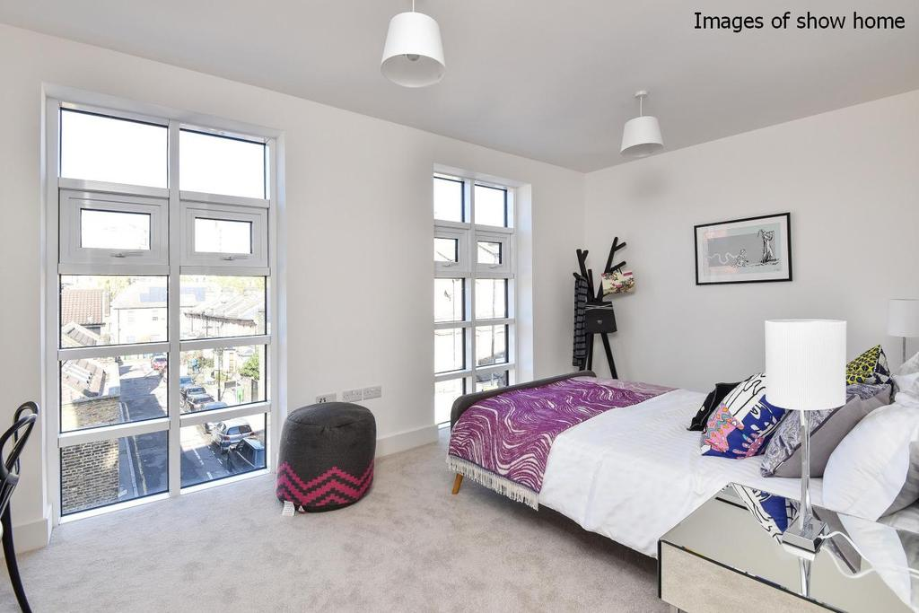 1 Bedroom Flat for sale in Browning Street, Walworth