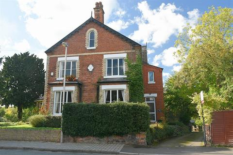 4 bedroom character property for sale - The Crescent, Northwich