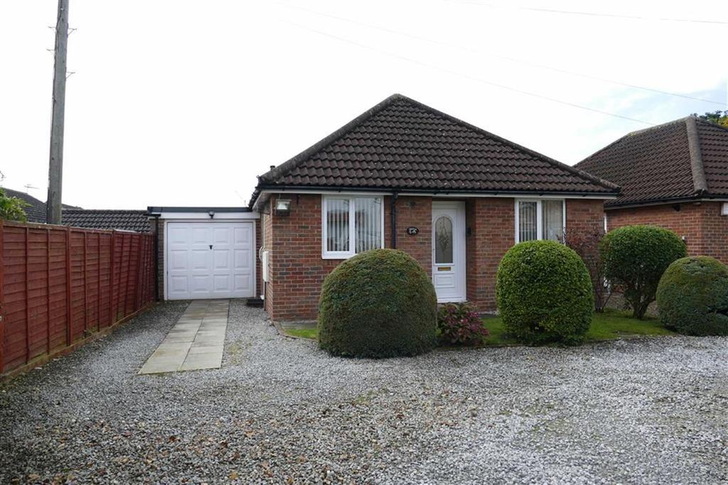2 Bedrooms Detached Bungalow for sale in Bradley Court, Market Weighton