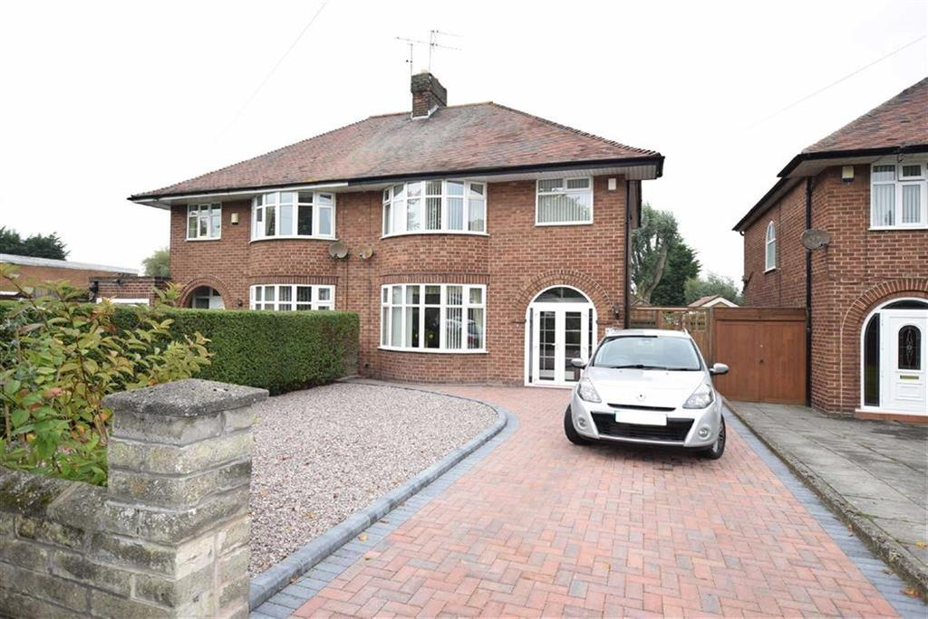 3 Bedrooms Semi Detached House for sale in Hoylake Road, CH46
