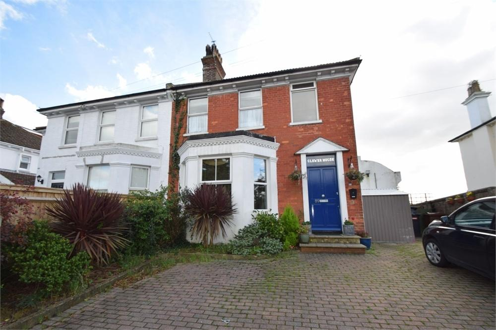 4 Bedrooms Semi Detached House for sale in Rattle Road, Westham, Pevensey, East Sussex