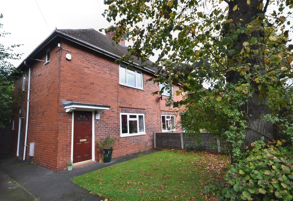 2 Bedrooms Semi Detached House for sale in Platt Lane, Fallowfield