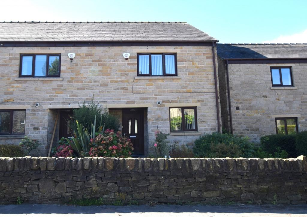 4 Bedrooms Terraced House for sale in Cotton Close, Whaley Bridge, Whaley Bridge